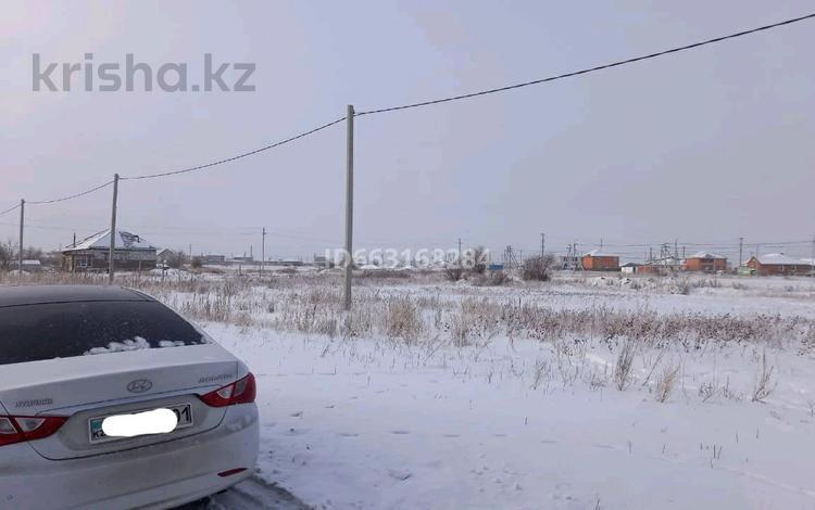Участок 17 соток, Vip 9 — Рыскулбекова за 10 млн 〒 в Косшы