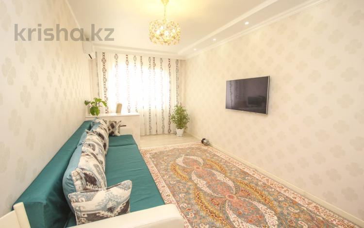3-комнатная квартира, 80 м², Сатпаева за 43 млн 〒 в Алматы, Бостандыкский р-н