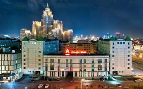 3-комнатная квартира, 120 м², 1/10 этаж помесячно, Кабанбай батыра 13 за 350 000 〒 в Нур-Султане (Астана), Есиль р-н