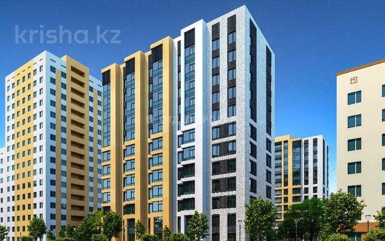 2-комнатная квартира, 58.02 м², Каиыма Мухамедханова за ~ 16 млн 〒 в Нур-Султане (Астана), Есиль р-н