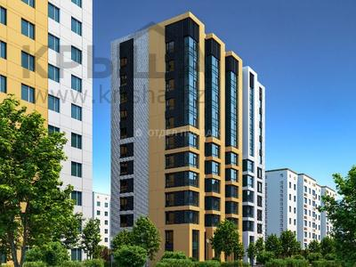 2-комнатная квартира, 58.02 м², Каиыма Мухамедханова за ~ 16.5 млн 〒 в Нур-Султане (Астана), Есиль р-н — фото 2