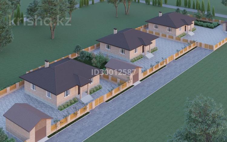 4-комнатный дом, 135 м², 10 сот., Жибек жолы за 22.5 млн 〒