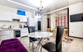 1-комнатная квартира, 50 м², 8 этаж посуточно, Сыганак 10 — Сауран за 9 000 〒 в Нур-Султане (Астана), Есильский р-н