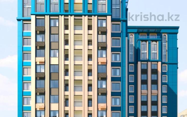 3-комнатная квартира, 74.5 м², 12/13 этаж, Досмухамедова 79 — А 98 за ~ 43.4 млн 〒 в Алматы, Алмалинский р-н