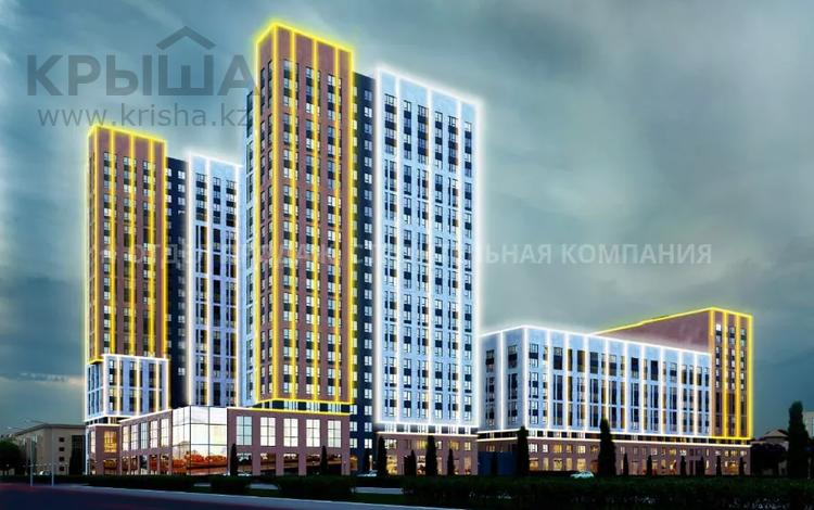 2-комнатная квартира, 62.55 м², 15/23 этаж, Айнакол за ~ 13.9 млн 〒 в Нур-Султане (Астана), Алматы р-н