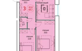 3-комнатная квартира, 68.2 м², 3/5 этаж, Мкр.Старый Аэропорт 32 за ~ 17.1 млн 〒 в Кокшетау