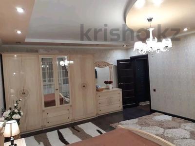 1-комнатная квартира, 46 м², 2/12 этаж посуточно, Назарбаев 173а — Адабергенова за 15 000 〒 в Талдыкоргане