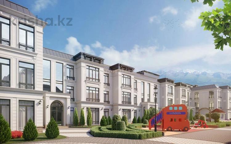Помещение площадью 196 м², Аскарова Асанбая — ЖК Hyde Park за 135 млн 〒 в Алматы, Бостандыкский р-н