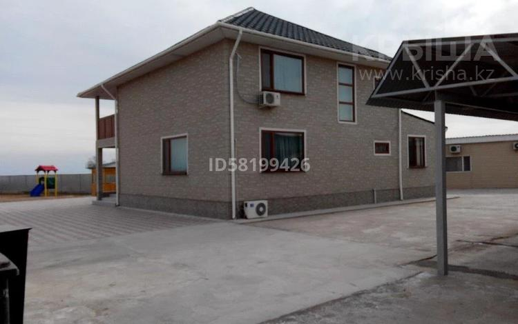 5-комнатный дом посуточно, 235 м², 18 сот., Микр Рауан за 100 000 〒 в Капчагае