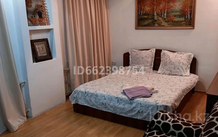 1-комнатная квартира, 35 м², 2/5 этаж посуточно, Казыбек би 97 — Наурызбай батыр за 7 000 〒 в Алматы, Алмалинский р-н