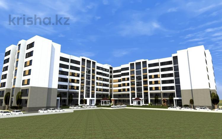 1-комнатная квартира, 47.19 м², 17-й мкр участок 45/1 за ~ 5.7 млн 〒 в Актау, 17-й мкр