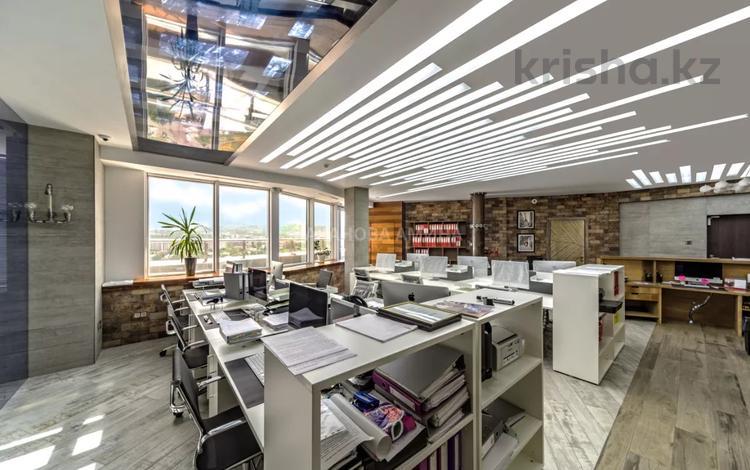 Офис площадью 400 м², проспект Аль-Фараби — Желтоксан за 2.7 млн 〒 в Алматы, Бостандыкский р-н