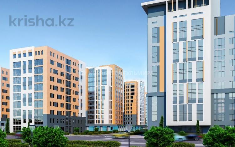Помещение площадью 154.78 м², Айнакол — А-98 за ~ 46.4 млн 〒 в Нур-Султане (Астана), Алматы р-н