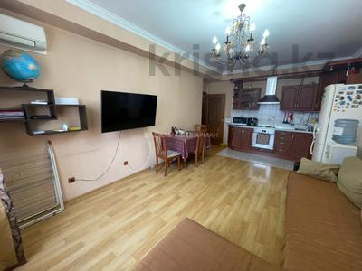 3-комнатная квартира, 75 м², 15/25 этаж, Абиша Кекилбайулы 270 за 48 млн 〒 в Алматы, Бостандыкский р-н