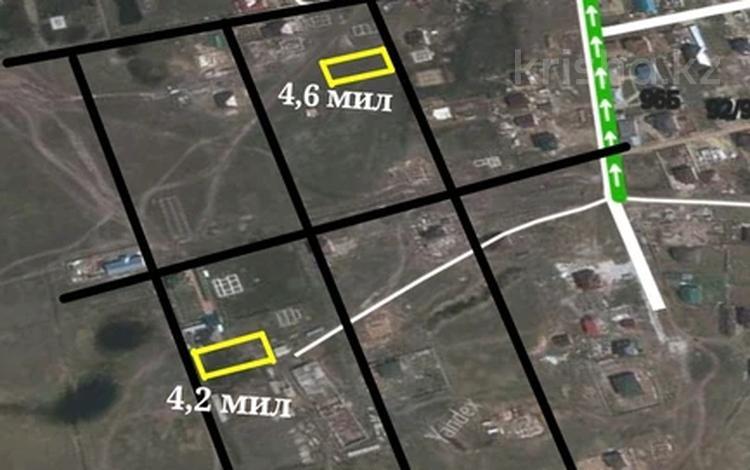 Участок 10 соток, 1 микрорайон за 4 млн 〒 в Жибек Жолы