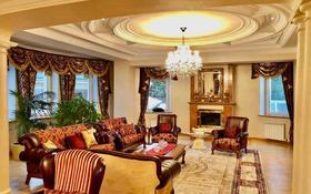 8-комнатный дом помесячно, 850 м², 20 сот., мкр Юбилейный, Ондасынова — проспект Достык за 2.5 млн 〒 в Алматы, Медеуский р-н