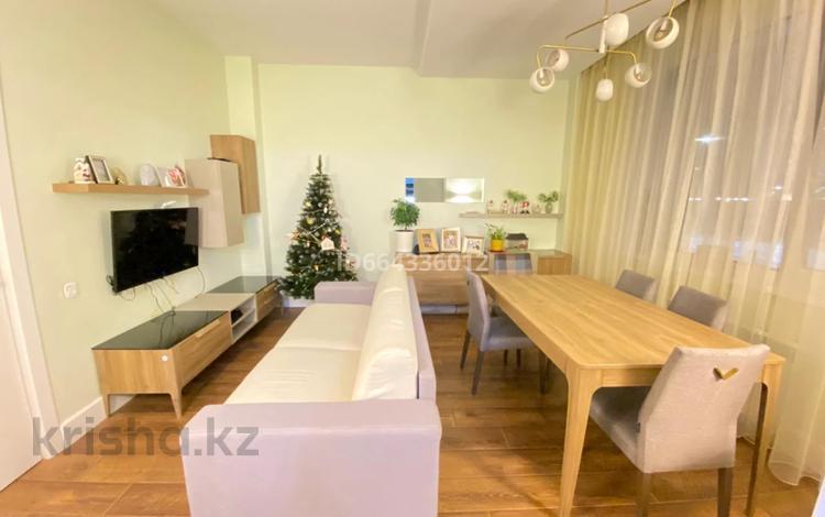 3-комнатная квартира, 89 м², 2/6 этаж, Сауран 42/1 за 52 млн 〒 в Нур-Султане (Астана), Есиль р-н