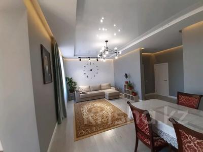 3-комнатная квартира, 82 м², 2/10 этаж, Бокейхана 11 за 37 млн 〒 в Нур-Султане (Астана), Есильский р-н
