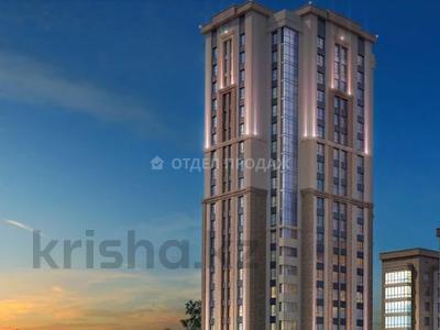 2-комнатная квартира, 78.51 м², Туран за ~ 34.5 млн 〒 в Нур-Султане (Астана), Есиль р-н