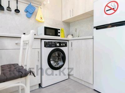 1-комнатная квартира, 40 м², 12/12 этаж посуточно, Шевченко 85 за 13 000 〒 в Алматы
