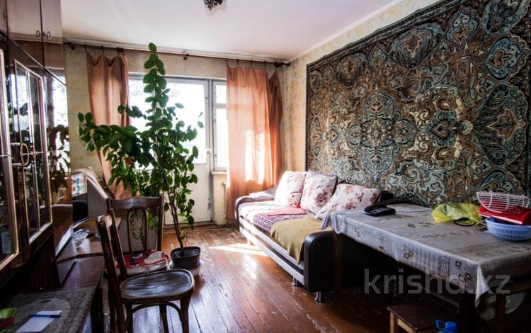 3-комнатная квартира, 60 м², 4/4 этаж, мкр №7, Мкр №7 за 17 млн 〒 в Алматы, Ауэзовский р-н