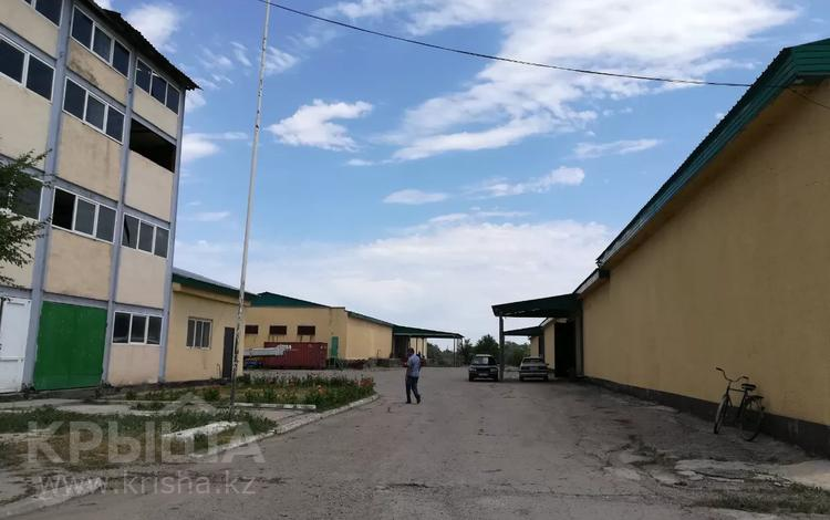 Склад продовольственный 6 га, Заводская за 535 млн 〒 в Жетыгене