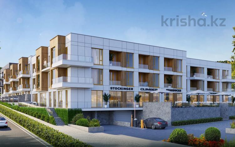 3-комнатная квартира, 98.4 м², микрорайон Ерменсай 9 за ~ 45.8 млн 〒 в Алматы, Бостандыкский р-н