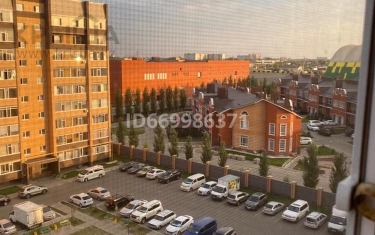 1-комнатная квартира, 46.9 м², 7/9 этаж, Нурсултан Назарбаева (бывш. Гагарина) 197 за 15.5 млн 〒 в Костанае