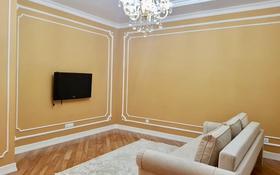 3-комнатная квартира, 100 м², 9/9 этаж помесячно, Мангилик ел 35 за 350 000 〒 в Нур-Султане (Астана)