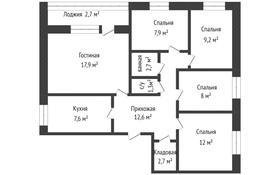 5-комнатная квартира, 84.6 м², 3/5 этаж, 1-й мкр за 18 млн 〒 в Костанае