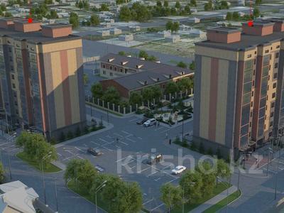 3-комнатная квартира, 76.9 м², 3/9 этаж, улица Кенесары Касымулы 83 за ~ 19.2 млн 〒 в Кокшетау