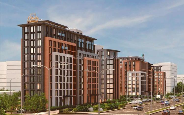 4-комнатная квартира, 127.63 м², Кайым Мухамедханова 11 за ~ 53.6 млн 〒 в Нур-Султане (Астана), Есиль р-н