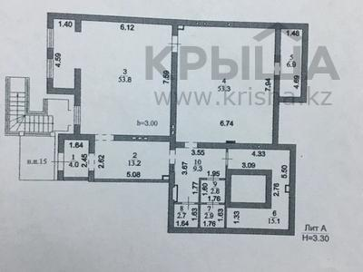 Магазин площадью 164 м², А Бокейхана 29/2 — Мангылык Ел за 61 млн 〒 в Нур-Султане (Астане), Есильский р-н