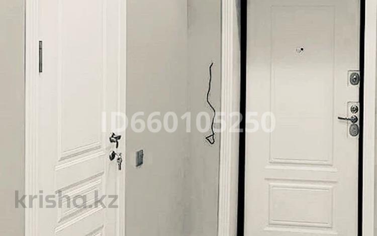 1-комнатная квартира, 46 м² посуточно, Кабанбай батыра 48 за 7 000 〒 в Нур-Султане (Астана), Есиль р-н