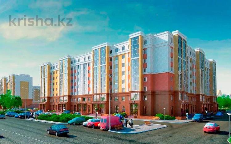 4-комнатная квартира, 101.83 м², 37-я улица 1 за ~ 35.9 млн 〒 в Нур-Султане (Астана), Есиль р-н