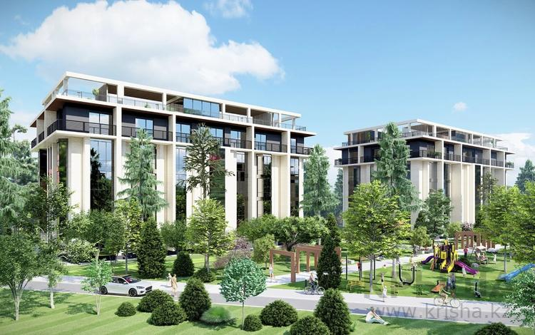 2-комнатная квартира, 106.7 м², Акселеу Сейдембек за ~ 58.7 млн 〒 в Алматы, Наурызбайский р-н