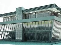 Здание, площадью 1670 м²