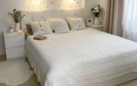 1-комнатная квартира, 50 м², 2/12 этаж посуточно, Сыганак 10 за 6 000 〒 в Нур-Султане (Астана), Есиль р-н