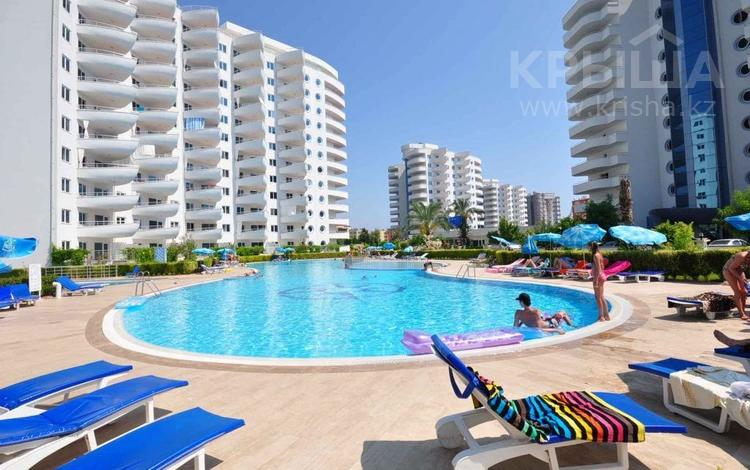 3-комнатная квартира, 140 м², 1/11 этаж, Махмутлар 68 за 57.5 млн 〒 в