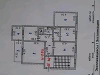 4-комнатная квартира, 79.1 м², 6/6 этаж, Гоголя 12 за 14 млн 〒 в Жезказгане
