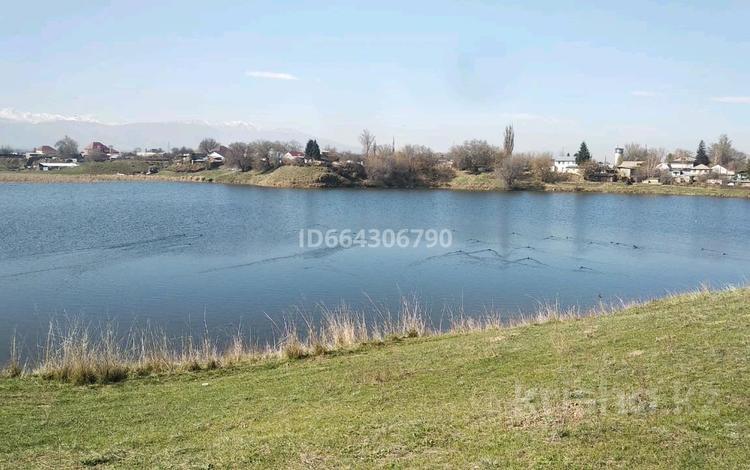 Озеро с участком! за 135 млн 〒 в Каскелене