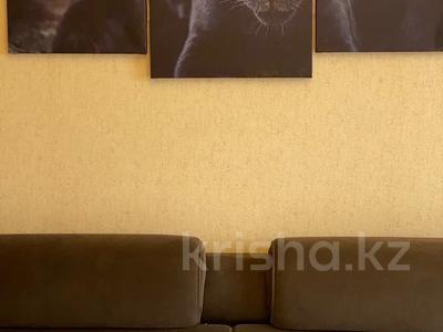 1-комнатная квартира, 45 м², 4/12 этаж посуточно, Гагарина 287 — Левитана за 15 000 〒 в Алматы, Бостандыкский р-н