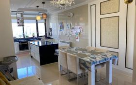 4-комнатная квартира, 205 м², 10/26 этаж помесячно, Байтурсынова 3 за 320 000 〒 в Нур-Султане (Астана), Есиль р-н