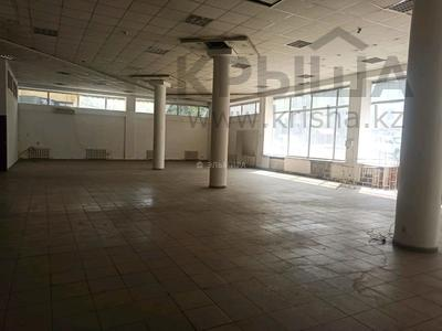 Помещение площадью 1120 м², Желтоксан — Казыбек Би за 1.5 млн 〒 в Алматы
