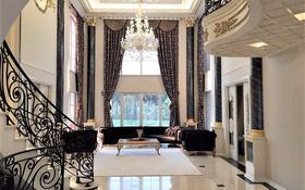 8-комнатный дом помесячно, 740 м², 15 сот., Микрорайон Акбулак-2 за 5 млн 〒 в Нур-Султане (Астана), Алматы р-н