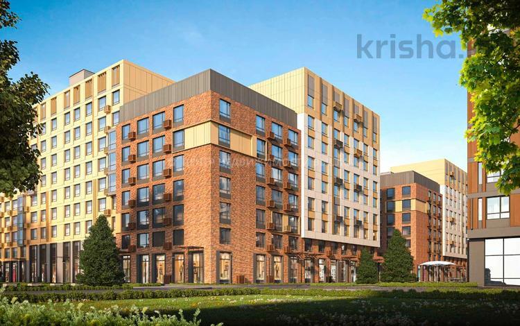 3-комнатная квартира, 106.99 м², 9/12 этаж, Манглик Ел за ~ 43.5 млн 〒 в Нур-Султане (Астана), Есиль р-н