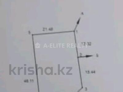 Участок 8 соток, мкр Казахфильм за 42 млн 〒 в Алматы, Бостандыкский р-н
