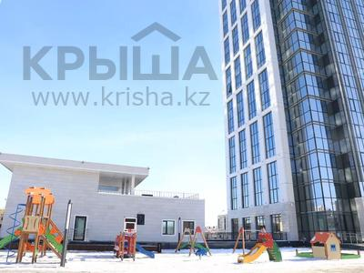 4-комнатная квартира, 125.42 м², 2/18 этаж, проспект Мангилик Ел — проспект Улы Дала за ~ 43.4 млн 〒 в Нур-Султане (Астана), Есиль р-н — фото 3