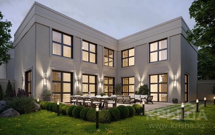 3-комнатный дом, 137 м², Бахадур за ~ 89.1 млн 〒 в Алматы, Медеуский р-н