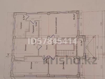 6-комнатный дом, 230 м², 12 сот., мкр Ерменсай — ул Зелёная за 80 млн 〒 в Алматы, Бостандыкский р-н — фото 21